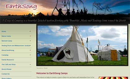 EarthSong Camps